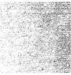 Grunge texture black background template vector