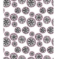 Spores Fantasy Pattern 5 vector image vector image