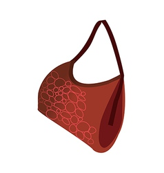 A hand bag vector
