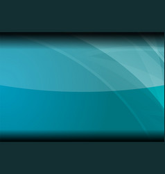 template blue background vector image