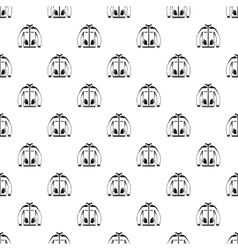 Sweatshirt pattern simple style vector image vector image