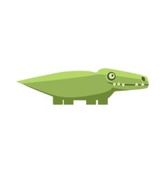 Crocodile Funny vector image vector image