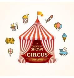 Circus Concept vector