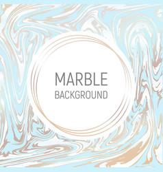 marble paper texture imitation suminagashi ink vector image