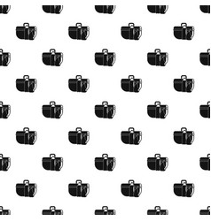 Pear lunch box pattern seamless vector