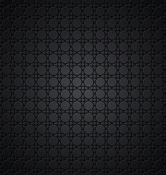 Carbon metallic seamless texture vector image vector image