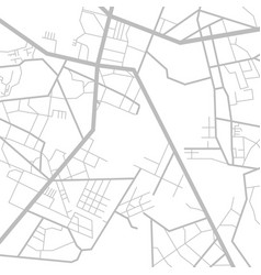 city map navigation vector image