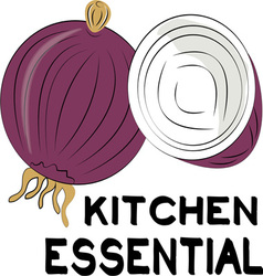 Kitchen Essential vector