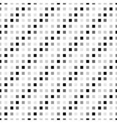 abstract squares patterned texture vector image vector image