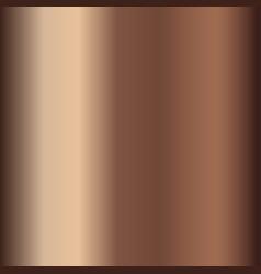 Bronze gradient for backgrounds vector