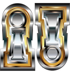 Fancy Exclamation mark symbol vector