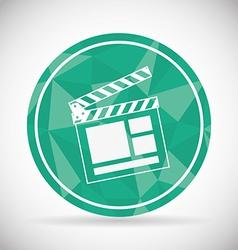 Multimedia design vector