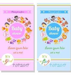 BabyShow vector image vector image