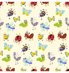 Bugs wallpapers vector image vector image