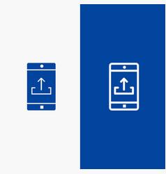 Application mobile mobile application smartphone vector