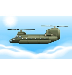 Chopper vector
