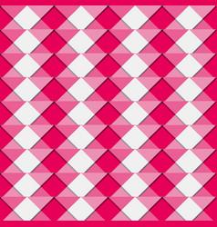 Irregular mosaic grid repeatable background vector
