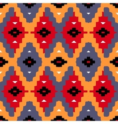 Native american pattern vector