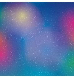 Smooth abstract wallpaper vector image