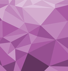 Abstract purpleTriangle Background vector image