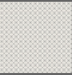 Abstract seamless minimalistic square pattern vector