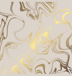 golden marble elegant texture with marble and vector image
