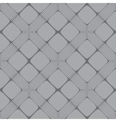 Grey Rectangle Mosaic Seamless Pattern vector