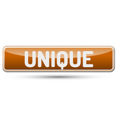unique - abstract beautiful button with text vector image