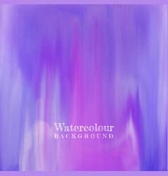 watercolour texture vector image
