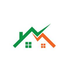 Home business contruction vector