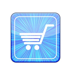 Version Shopping icon Eps 10 vector