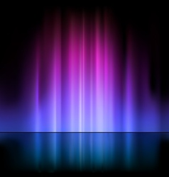 Light Fountain vector image vector image