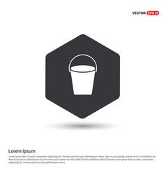 cane icon vector image