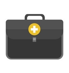 Medical kit vector image