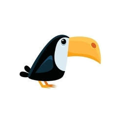 Toucan Funny vector image vector image