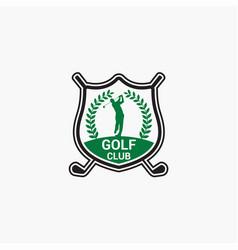 Golf club badge logo-2 vector