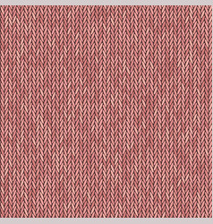 Knit texture melange color seamless pattern vector