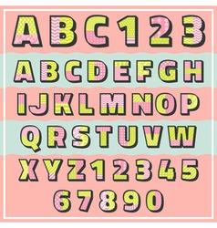Abc pattern 2 tone vector