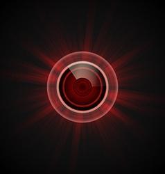 Infernal eye vector