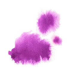 Watercolor backgraund vector image