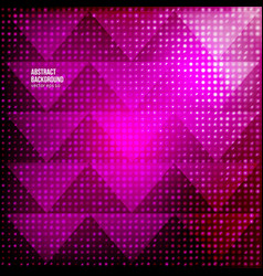 Abstract background triangle geometric vector