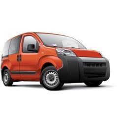 Italian leisure activity vehicle vector image vector image