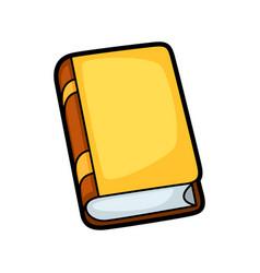 book school education icon vector image