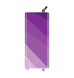 Icon of studio photo light bag vector