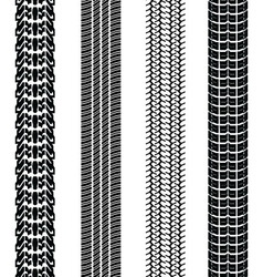 Prints of tire cars vector