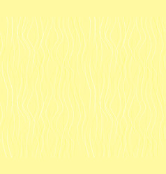 Seamless pattern with wavy drawn lines on a vector