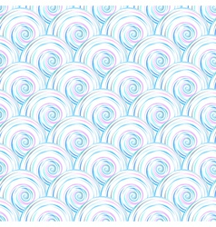 pearl pattern vector image