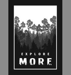 explore more against background the vector image