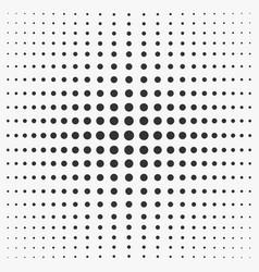 monochrome gradient comic style vector image