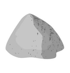Pile cement isometric iconcartoon vector